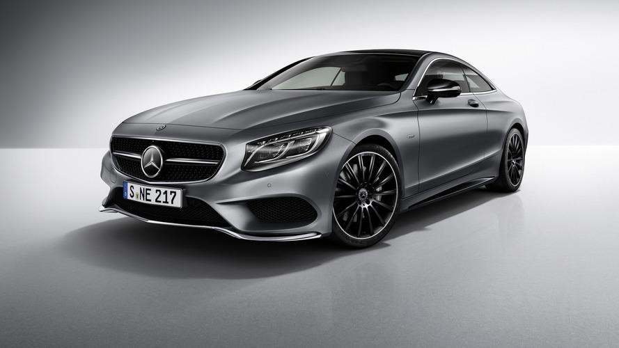Mercedes - La Classe S Coupé