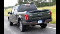 Nova Ford F-150 se torna a picape grande mais segura dos EUA
