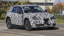 Alfa Romeo Stelvio spy photos