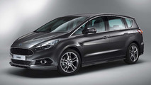 Ford S-Max gris
