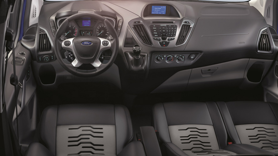 2017 Ford Turneo Custom