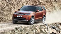 Land Rover-Modelos