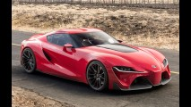 Toyota Supra: próxima geração deve conciliar sistema híbrido com motor BMW
