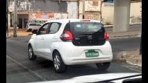 Flagra: Fiat Mobi com motor 1.0 Firefly 3-cilindros já está pronto