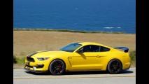 Ford começa a produzir o monstro Mustang Shelby GT350 V8