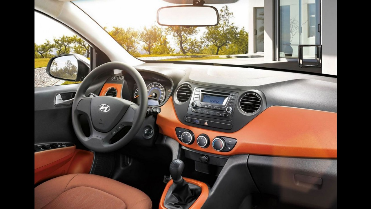 Irmão menor do HB20, Hyundai Grand i10 é lançado na Argentina por US$ 20,9 mil