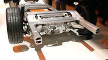 Faraday Future FF 91 VPA şasisi