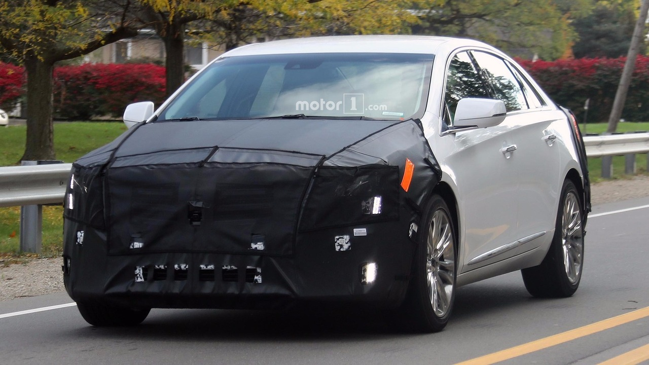 2018 cadillac model lineup.  2018 2018 cadillac xts spy shots throughout cadillac model lineup