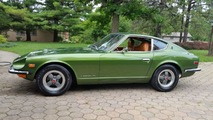 1973 Datsun 240Z comes up for sale looking factory-fresh