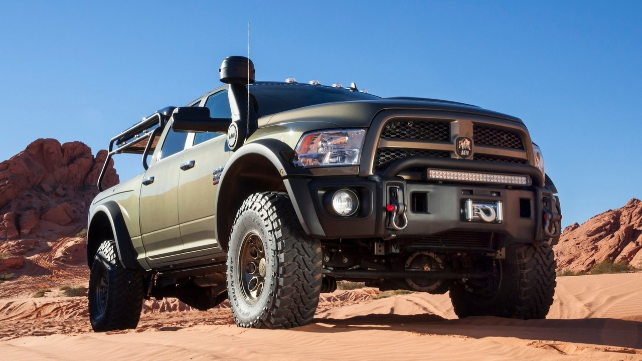 Ram 2500 AEV Prospector XL