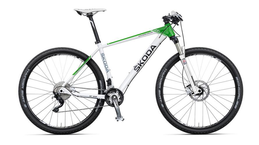 Skoda bisiklet satmaya başlıyor