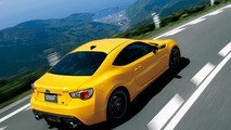 Subaru BRZ tS JDM Spec