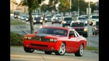 Antes do lançamento: Dodge Challenger 2008 SRT8 tem 6.000 unidades vendidas em 3 dias