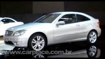 Salão do Automóvel 2008 - Mercedes-Benz anuncia CLC no Brasil por 130 mil