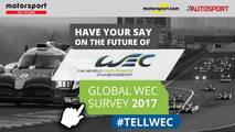 Encuesta global WEC y Motorsport Network