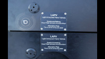 Nuova Mercedes Classe G, le foto spia del LAPV