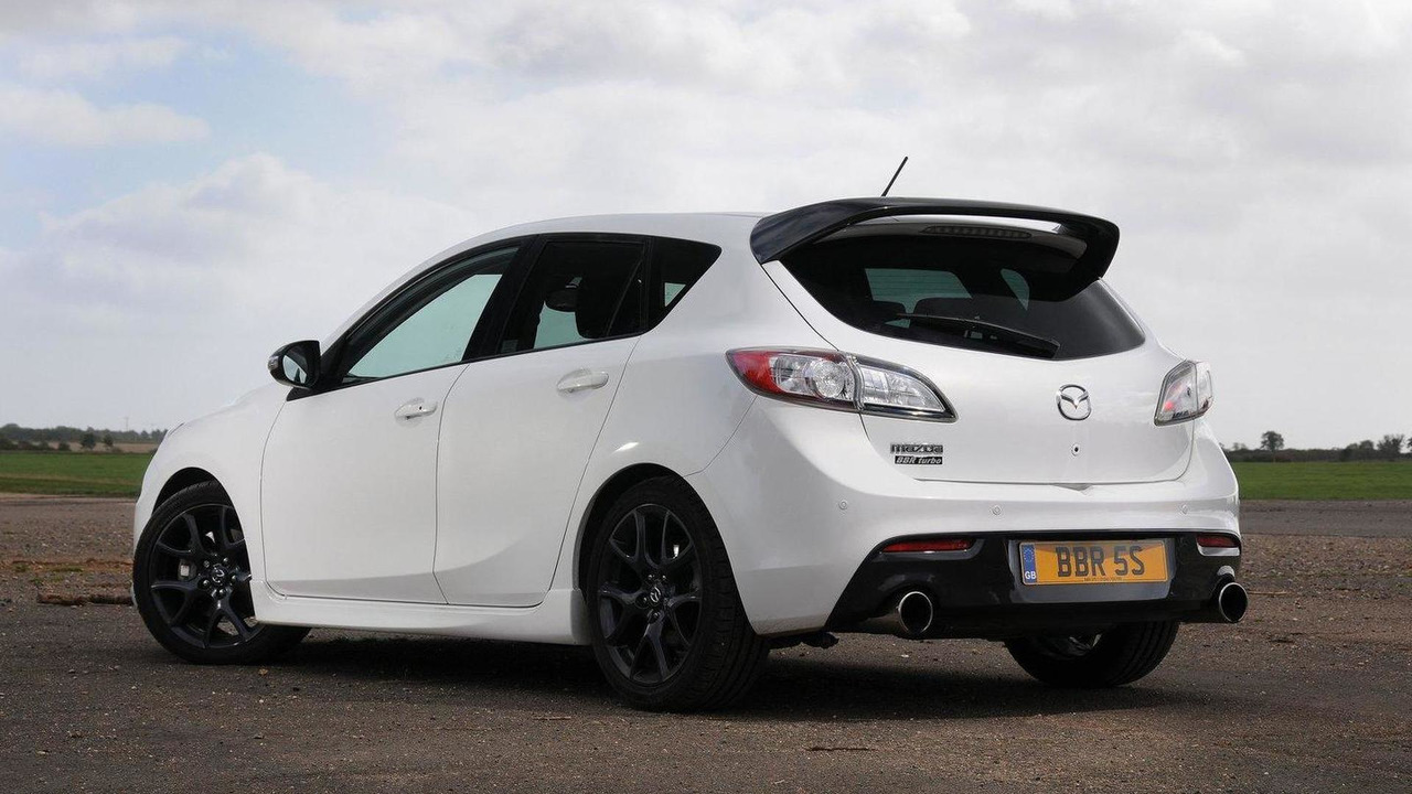 Mazda3 MPS by BBR 03.11.2011