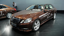 Mercedes-Benz launches Hybrid offensive with E400 and E300 Bluetec