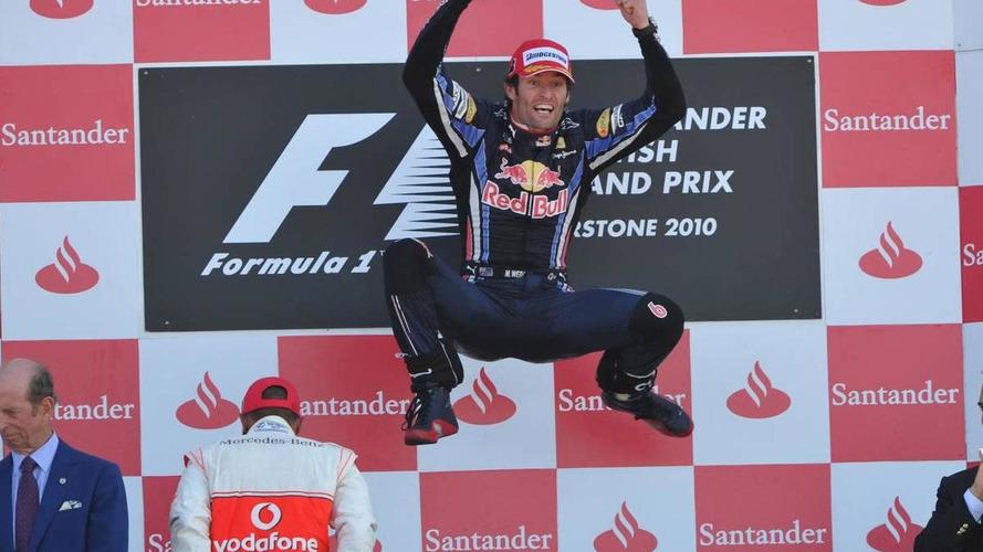 2010 British  Grand Prix - RESULTS