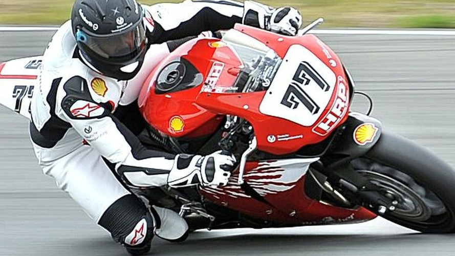 Michael Schumacher in 135mph Bike Crash
