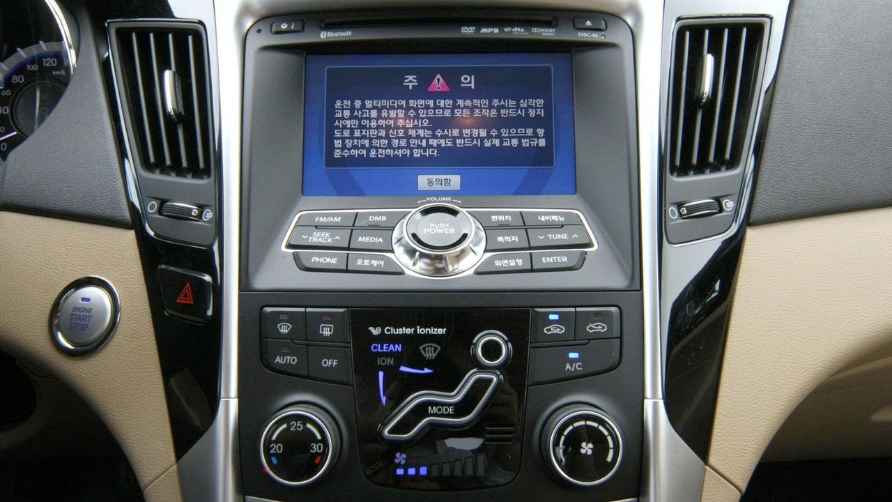 2011 Hyundai Sonata revealed in Korea