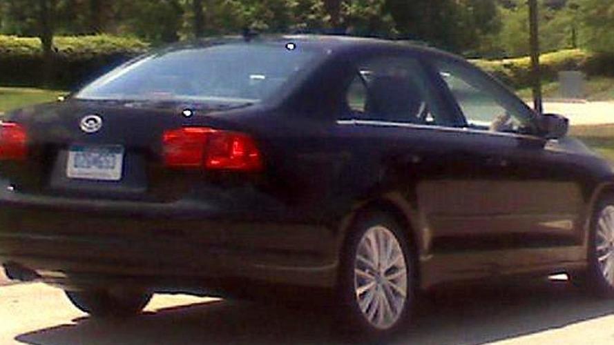 2012 VW Jetta sedan prototype caught testing uncovered?