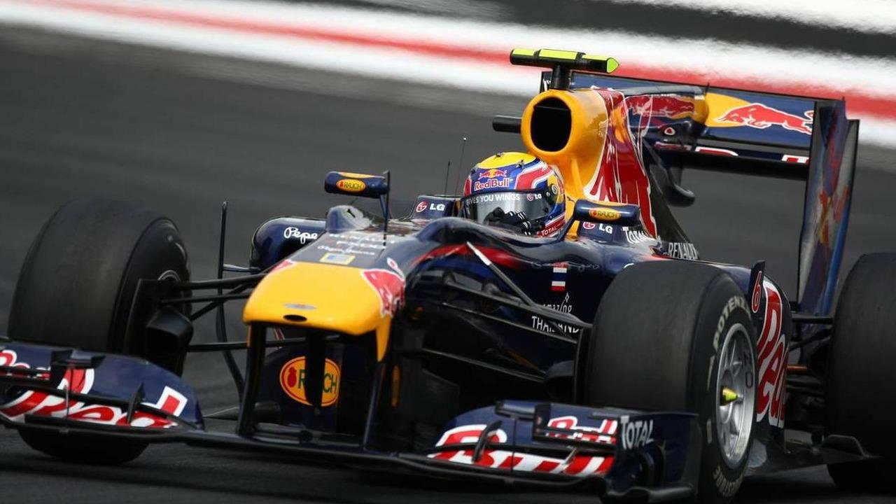 Mark Webber (AUS), Red Bull Racing, German Grand Prix, 25.07.2010 Hockenheim, Germany