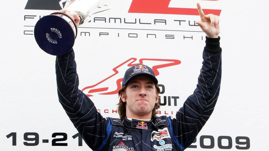 Bortolotti to secure Toro Rosso race seat?