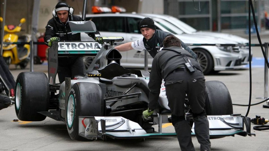 Mercedes not out of the running yet - Brawn