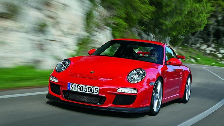 2010 Porsche 911 GT3 Posts 7m 40s Time on Nurburgring
