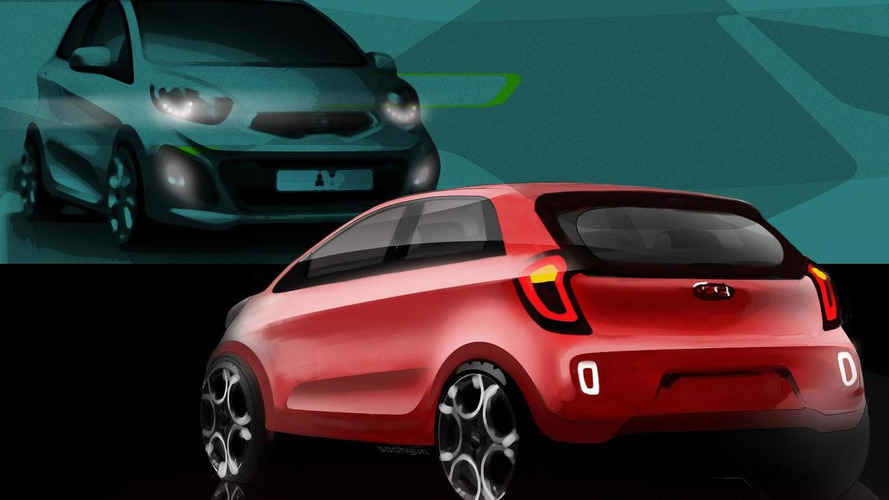 2012 Kia Picanto revealed in Geneva [video]