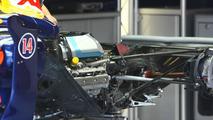 Red Bull Racing, RB5, Engine detail - Formula 1 World Championship, Rd 13, Italian Grand Prix, 10.09.2009 Monza, Italy