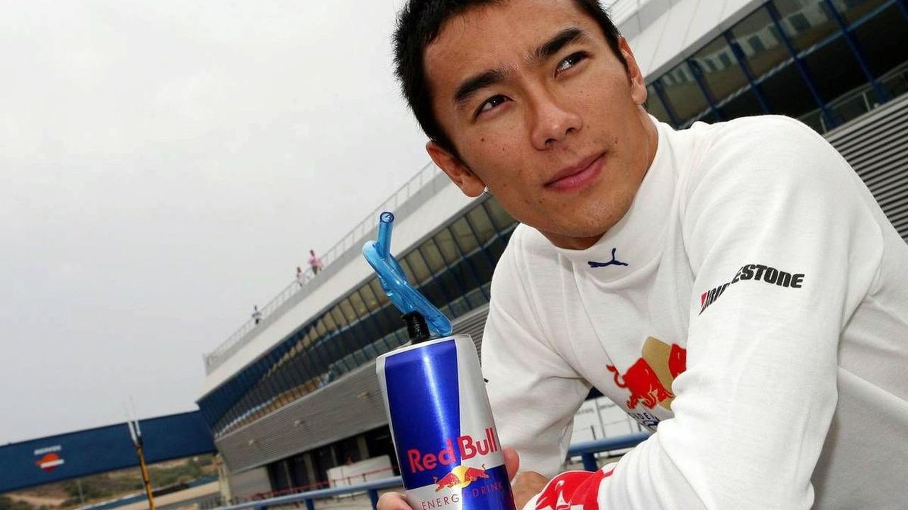 Takuma Sato (JPN), Scuderia Toro Rosso - Formula 1 Testing, 18.09.2008, Jerez, Spain
