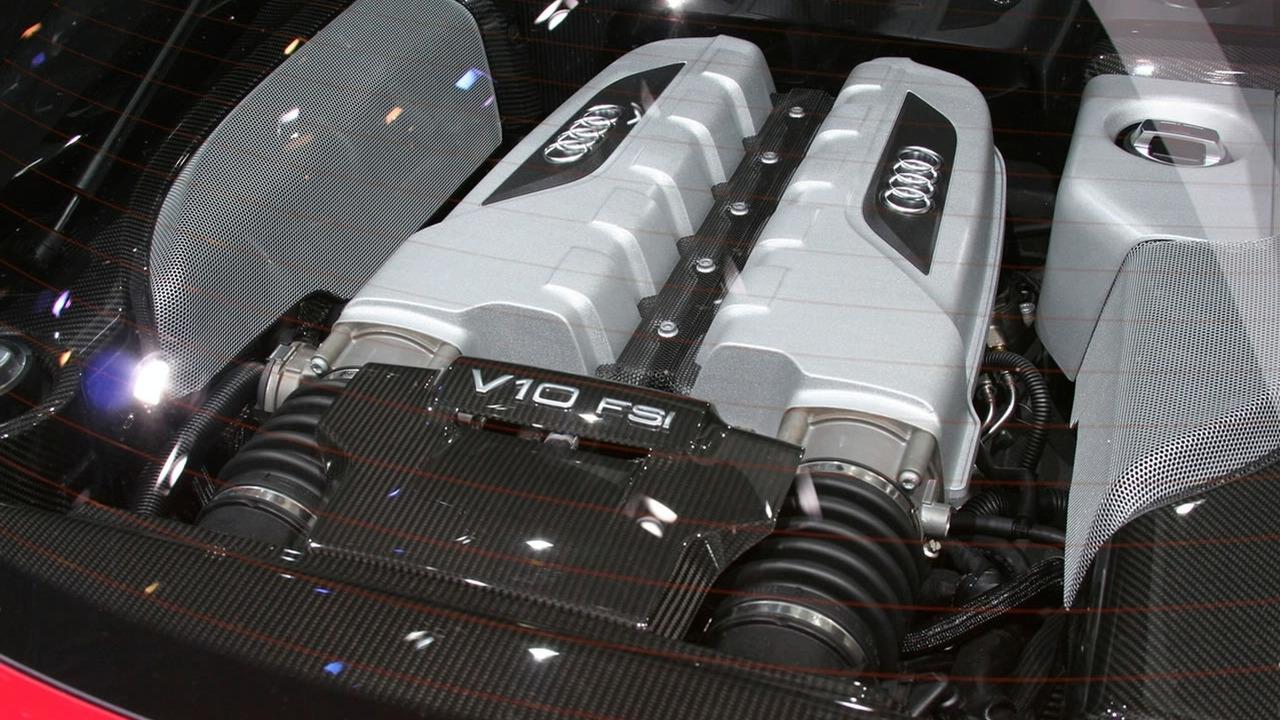 Audi R8 V10 5.2 FSI Quattro - 2009 NAIAS