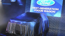 2010 Ford Focus Wagon Unveiling in Geneva
