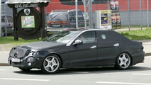 Mercedes E 63 AMG Latest Spy Photos