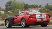 2013 SRT Viper Coupe & Roadster spied 15.08.2011