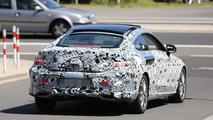 2016 Mercedes-Benz C-Class Coupe spy photo