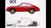 Porsche 911 compie 50 anni