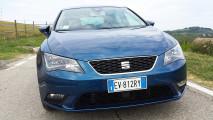 Seat Leon 1.4 TGI metano, test di consumo reale Roma-Forlì