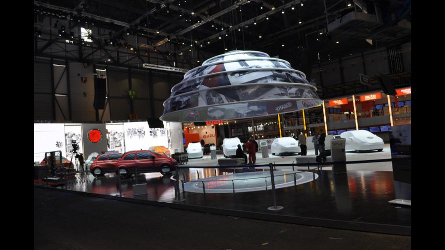 Una sorpresa Fiat-Zagato al Salone di Ginevra?