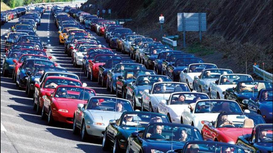 Mazda punta ad un altro Guinness World Record