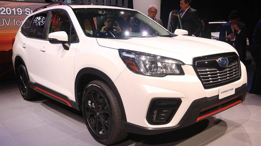 2019 Subaru Forester Boasts More Cargo Room, More Efficiency