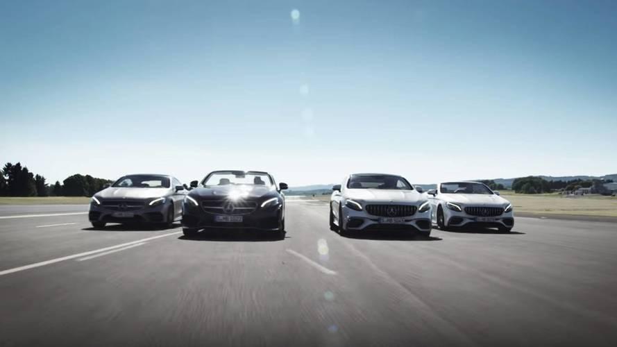 Mercedes, bugüne kadarki en iyi 5 cabrio otomobilini sıralıyor