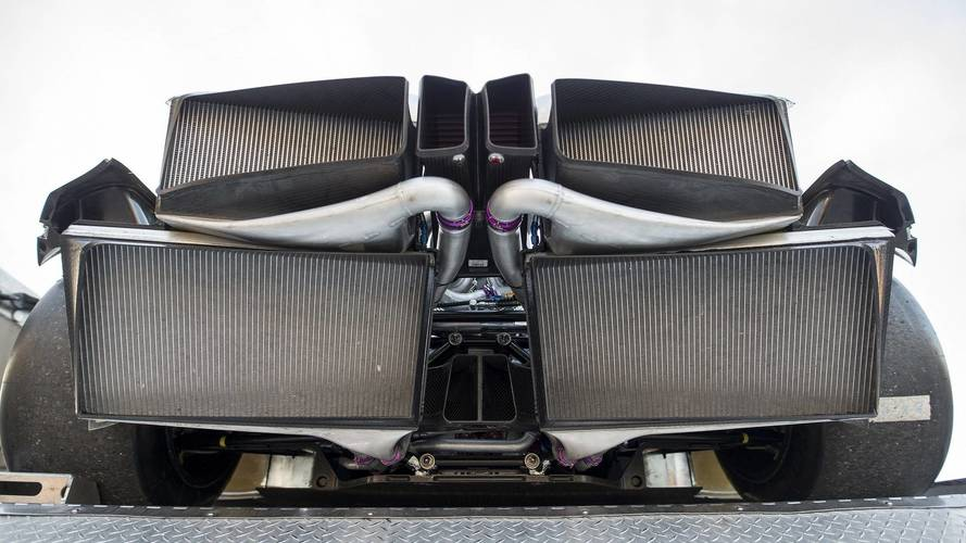 M8 GTE's V8 Is BMW's Most Efficient Racing Engine Ever