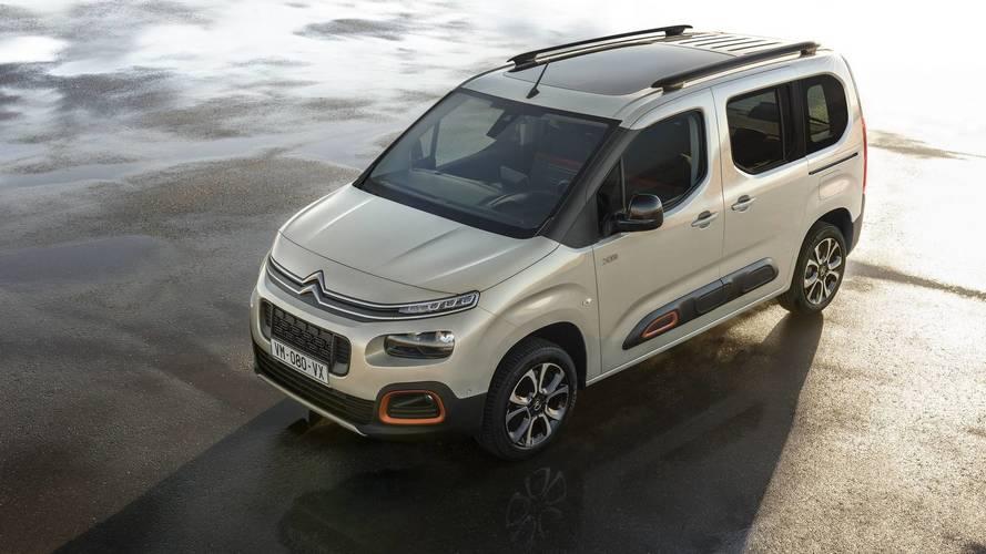 En su tercera entrega, el Citroën Berlingo 2018 quiere ser como un SUV