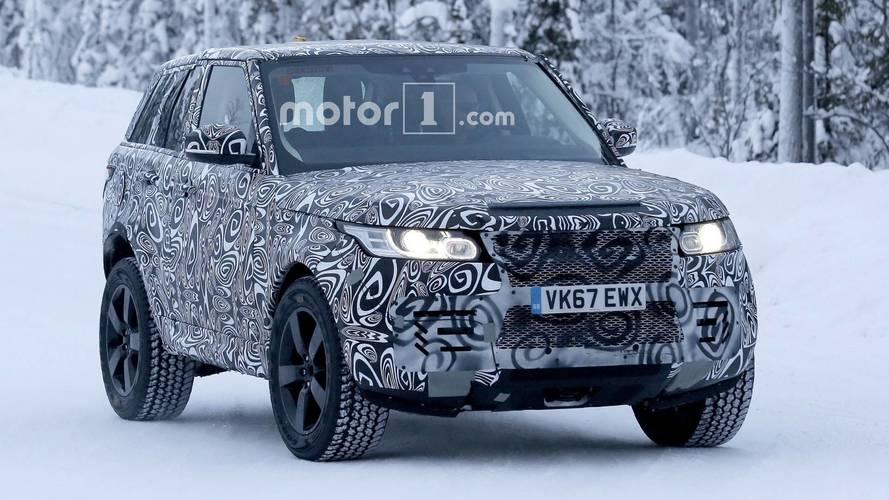 Land Rover Defender For Sale Usa >> 2019 Land Rover Defender spy photo photo