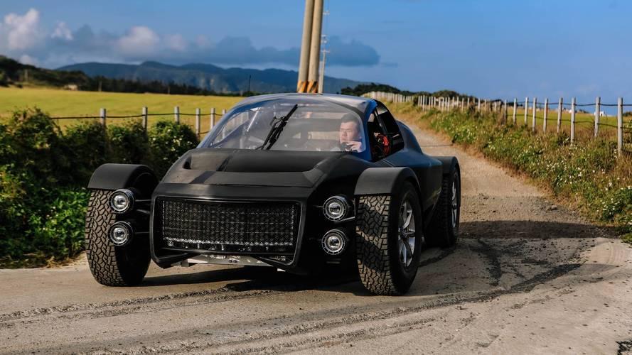 Xing Mobility'nin 1,360 bg'lik süper otomobilinin ilk videosu