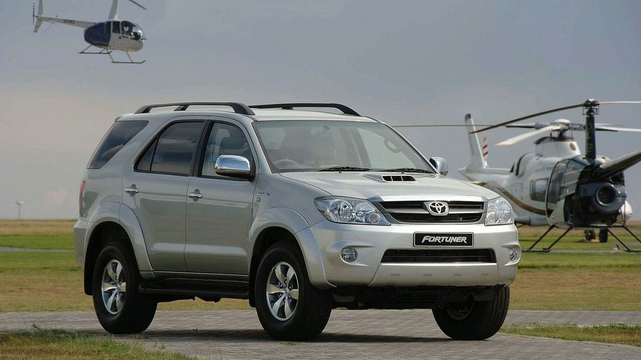 Best SUV of 2007
