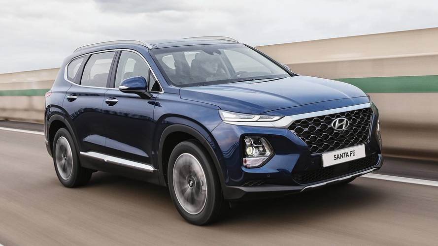 2019 Hyundai Santa Fe First Drive: Reshaped, Resized, Revitalized